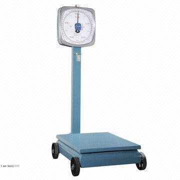 manual mechanical industrial use weighing scales