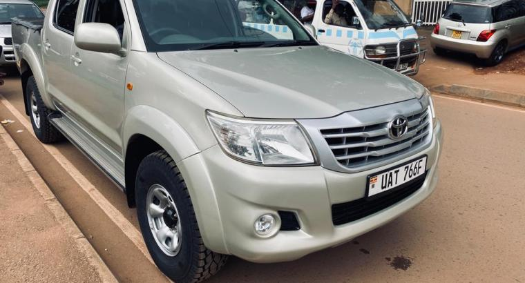 Toyota Hilux Pick Up Truck On Sale