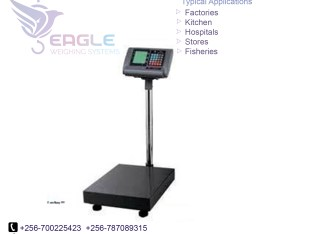 high quality mechanical platform weighing scales