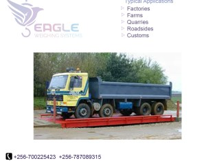 Low zero drift, high anti-interference, strong surge proof weigh Weighbridge