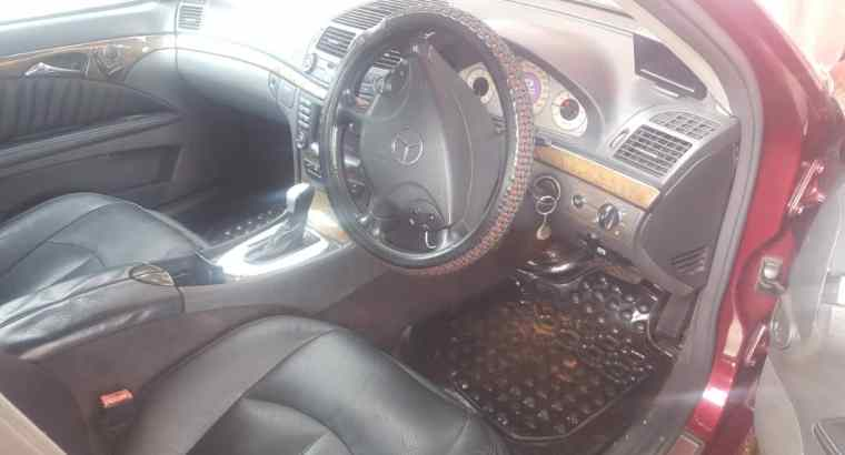 Mercedes Benz E Class On Sale
