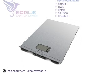 Glass Weighing Smart Human Weight Scales for gym
