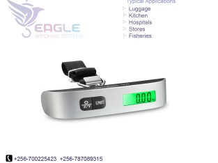 Digital Scales for Fishing Industries