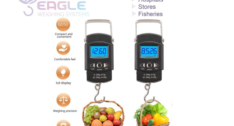 Digital Travel Hanging Weighing Scales For Luggage