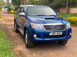 Toyota Hilux Pick Up On Sale