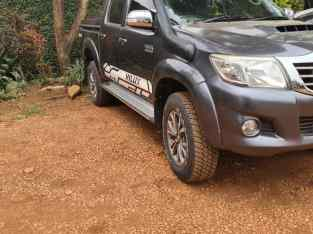 Toyota Hilux Pick Up Truck For Sale
