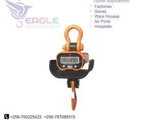 Digital Industrial calibrated weighing scales