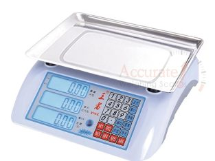Digital table top weighing scale with minimum capacity 3kg for sell in store wandegeya