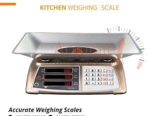 Brecknell industrial kitchen weighing scales for fisheries sector jinja