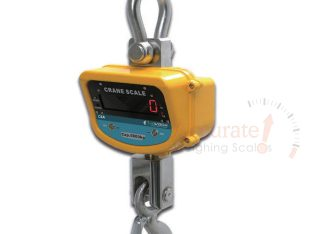 Digital crane weighing scale with wireless remote-control display Kabale, Uganda