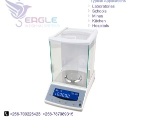 What is the price of a weighing scale in Kampala ?
