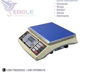 5mm Tempered Glass Electronic Weighing Scales