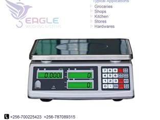 Table Top Electronic Nutrition weighing scales