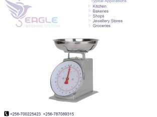 Baking and kitchen weighing scales