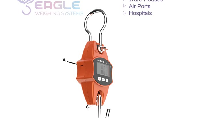 1 ton digital hanging crane scales