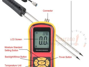 Farmex beans grains moisture meters with tare function at affordable prices Iganga Uganda 0705577823