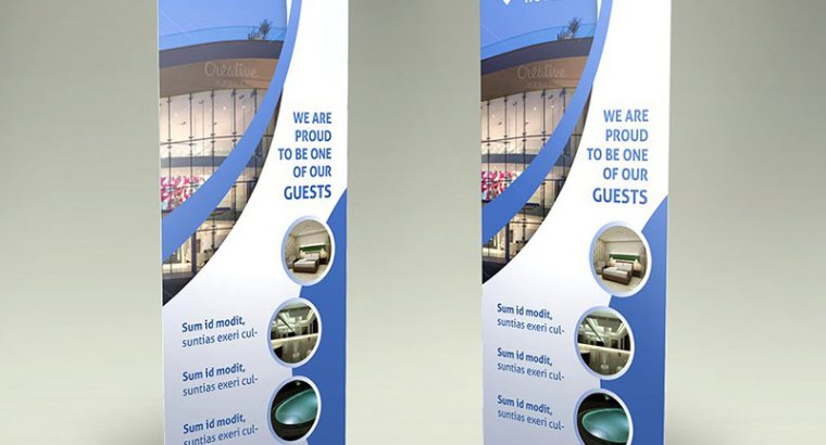 Pullup Banners and Vinyl Banners Available