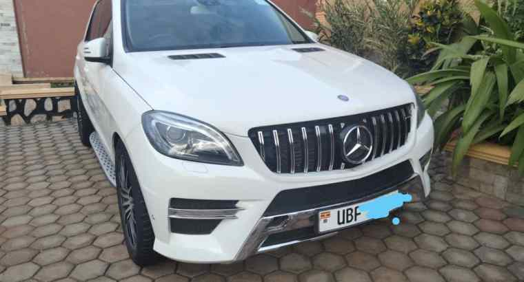 Mercedes Benz ML For Sale
