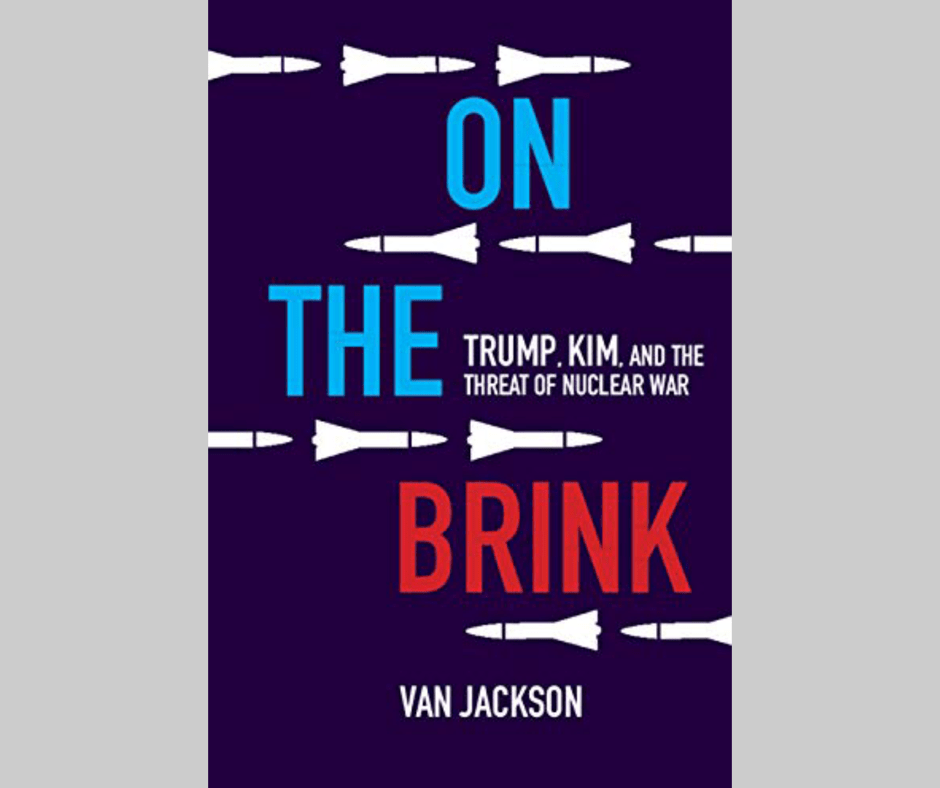 Author Big Year Van Jackson On the Brink