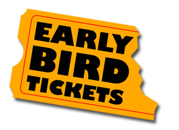 Early Bird Tickets