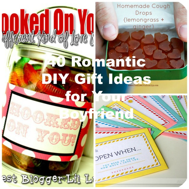 40 romantic diy gift