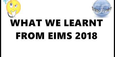 What We Learnt at EIMS 2018 4