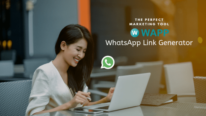 【WhatsApp Link Generator】The Perfect Marketing Tool To Grow Your Sales - WAPP.MY