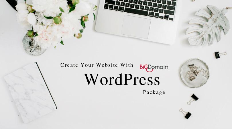 【HOT DEAL!】WordPress Design Package 1
