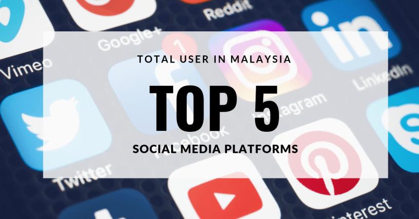 Top 5 Social Media Platform 2019 1