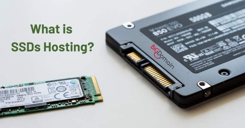 What is SSDs Hosting?? 1