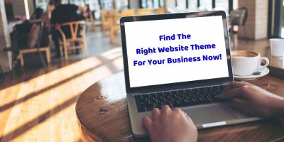 Find The Right Website Theme For Your Business Now! 7