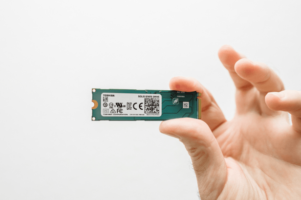 Type of SSD Connection 5