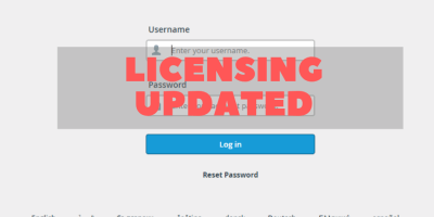 Changes in Cpanel Licensing could be shocking 10