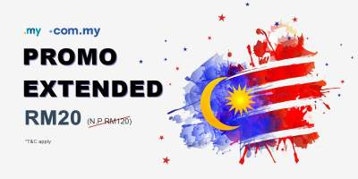 Pay RM0.88 And Get RM100 Voucher for Domain and Hosting ! 3