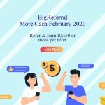 BigReferral Rewards - More Cash February 2020 10