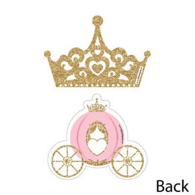 little princess crown decorations