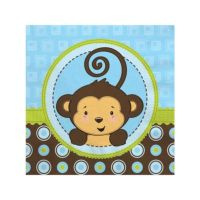 Monkey Boy Baby Shower Decorations | Best Baby Decoration