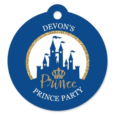 royal prince charming personalized