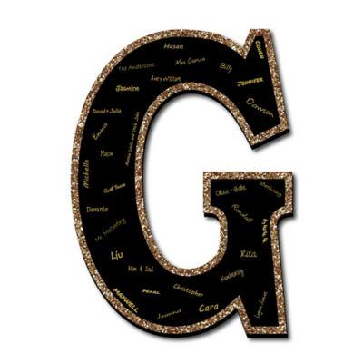 signature letter g guest