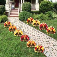 Thanksgiving Turkey - Turkey Lawn Decorations - Outdoor ...
