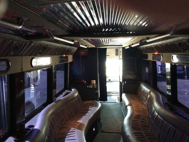 15 interior 8 1 - 27 Passenger<br>Party Bus</br>Limo #23