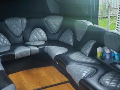 16 60 - 53 Passenger<br>VIP Tour Party Bus</br>Limo #60