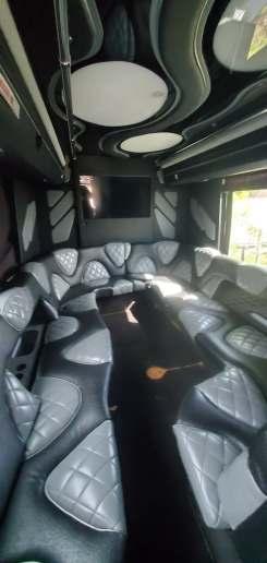 2 60 - 53 Passenger<br>VIP Tour Party Bus</br>Limo #60