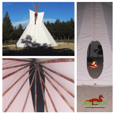 Year of the Tipi