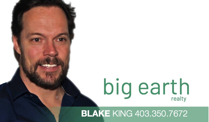 Big Earth Realty Associate Blake King