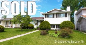54 Castle Cres sells