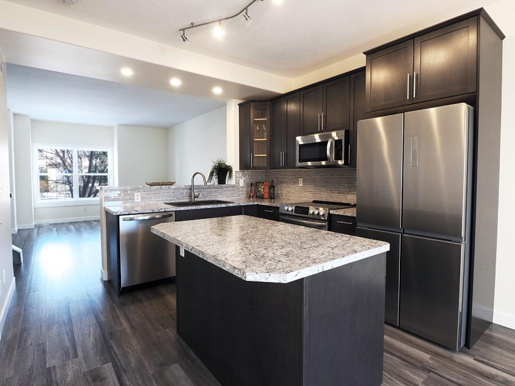 45 adams close, beautiful kitchen