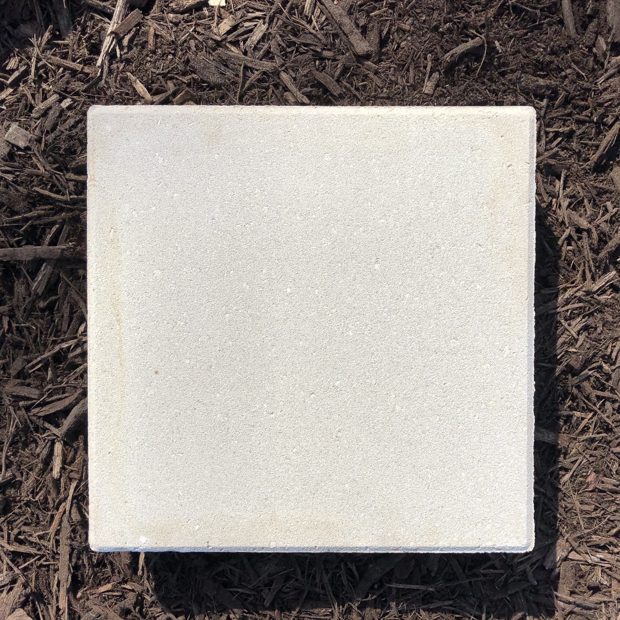 stone 24 x 24 square white