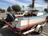 Last photo of boat taken in California