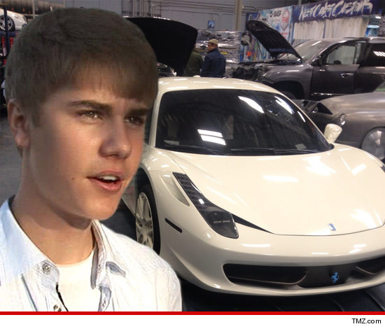 Justin Bieber Alleged Hit and Run With Paparazzo